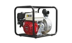 BE - Model HP-2065HR - 2` High Pressure Pump