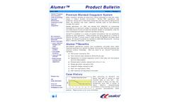 Alumer - Alum Polymer Blend - Technical Data Sheet
