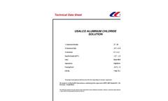 Aluminum Chloride Product Data Sheet