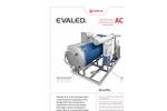 AC R Series Hot/Cold Water Scraped Vacuum Evaporators - Brochure