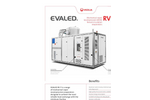 EVALED RV F-Series Evaporators - ENG/ Evaporation Technologies for Wastewater Treatment - Brochure
