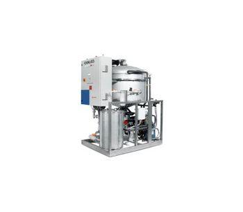 Model PC R Series - Heat Pump Scraped Vacuum Evaporators