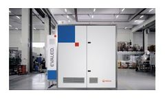 Model RV N Series - Mechanical Vapour Recompression (MVR) Natural Circulation Evaporators