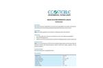 Ecosterile - Aqua Silicon Remover Liquid (ASRL) Brochure