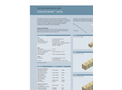 C-2210 Concertainer Units Technical Specification Sheet