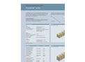 F-3315 Floodline Units Technical Specification Sheet