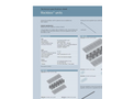 Rockbox RB-2210 Unlined Concertainer Unit Technical Specification Sheet