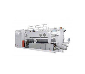 KOKS  - Model EcoVac  - Self-Supporting Vacuum Loader Unit