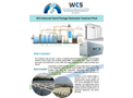 WCS - Advanced Hybrid Wastewater Treatment Plant Specification Sheet