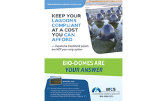 Bio-Domes for Small Municipalities Brochure