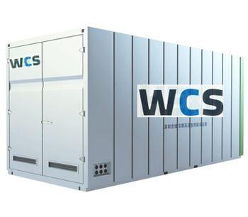 WCS - Advanced Hybrid Wastewater Treatment Plant