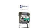 Model VersaFlow Series - Stainless Steel Compounding Aseptic Isolators Manual