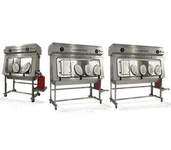 Model VersaFlow Series - Stainless Steel Compounding Aseptic Isolators