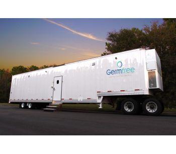 Germfree bioGO - Model 53 - Mobile Biocontainment Laboratory