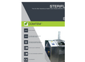 Steriflash - Model St 200 - On-Site Medical Waste Treatment System