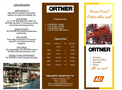Ortner - Washing & Fines Removal Machine Brochure