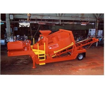 Ortner - Washing & Fines Removal Machine