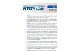 RYDALL - OE - Odor Eliminator Specifications