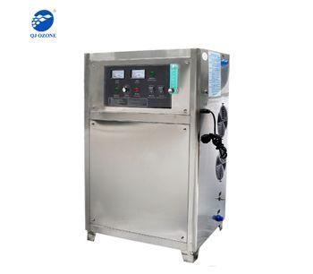 Quanju - Model QJ-8001Y-10g - 10g/h Oxygen Feeding Ozone Generator for Drinking Water Treatment