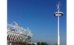 Hybrid Solar Wind Turbine