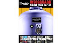 Wessels - Model Type FXA-WG - Hydropneumatic Tank Brochure