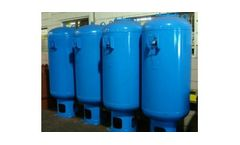 Wessels - Model Type TXA-WG - Thermal Expansion Tanks
