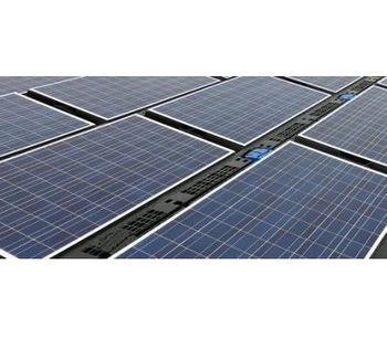 BauderSOLAR - Photovoltaic Solution for Flat Roofs