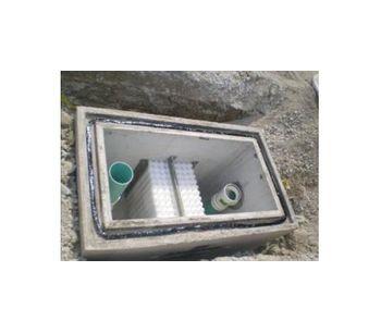 Echelon - Model MSR - Oil Water Separator