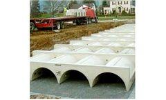 TerreArch - Multi-Chambered Precast Concrete System