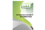 Integrated Systems For: Automotives Brochure