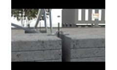 ValkTriple: The new solar mounting system for small flat roofs Video