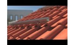 ValkBox 1 and 2: The ready-to-use solar-mounting package for pitched DUTCH roofs. Video