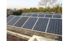 Trannergy Solar Inverter Video
