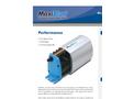 Rotary Diaphragm Pumps-MaxiBlue Brochure
