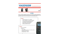 G150-00N CO2 Analyzer For Indoor Air Quality - Product Datasheet