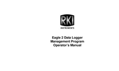 EAGLE 2 6 Gas Sample Drawing Monitor - Operational Manual