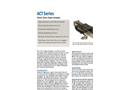 Aerotech - Model ACT Series - Direct-Drive Linear Actuator - Brochure