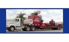 High Pressure Water Jet Cutting Equipment