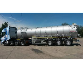 Vallely - Articulated Vacuum Tankers