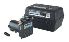 Model 50TK - 1/2 HP Cast Iron Portable Transfer Pump with Storage Case
