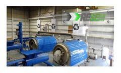 European Standard Environmental Friendly High Profit Tire To Diesel Fuel