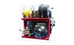 Jetmasters - Model WX VanPack - High Pressure Water Jetting Equipment