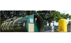 The Green Box - Mini Power Plant