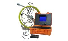 Forbest - Model 3688T  -FB-PIC3688A-200 - Pan-Tilt Sewer Camera with 200ft/400ft Cable and Footage Counter