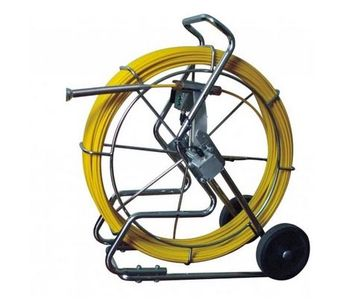 CR-3288-200-MC - Model CR-3288-200-MC - 200ft/400ft Stand Cable with Footage Counter for 3288/3488/3688 Series