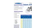 AHF215 - Aqua Pump Brochure
