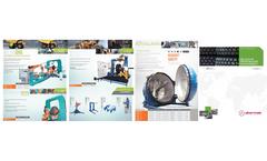 Akarmak - Pre Autoclave Shredding System - Brochure