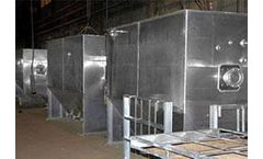 WSI - Model 150 GPM - 300 GPM - Above Ground Oil Water Separators