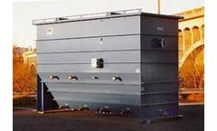 WSI - Model 400 GPM - 600 GPM - Above Ground Oil Water Separators