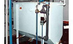 WSI - Model 50 GPM - 100 GPM - Above Ground Oil Water Separators